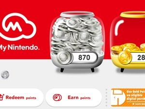How to use Nintendo Gold Points