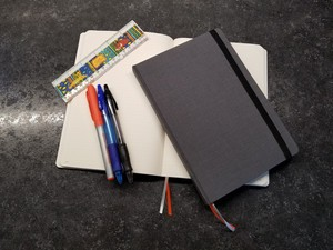 Pad & Quill Journal Notebook review
