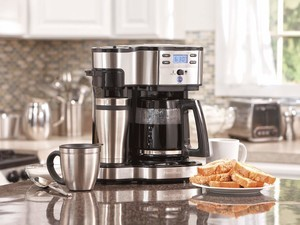 Get your morning cup o' joe with one of these great coffee makers