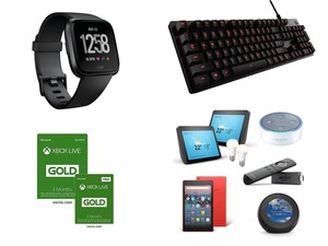 UK Daily Deals: Fitbit trackers, Amazon devices, Cadbury's chocolate, more