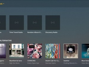 Plex now streams music from Tidal, offers bundled subscription for both