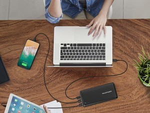 Great portable power chargers for your USB-C MacBook