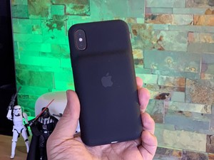 Extend the life of the iPhone XS with a Smart Battery Case on sale for $102