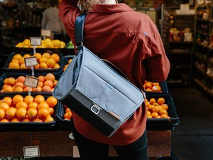 The $130 Peak Design 15-inch messenger bag keeps your laptop and more close