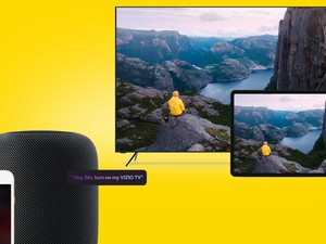 AirPlay 2 and HomeKit support coming to Vizio and LG smart TVs
