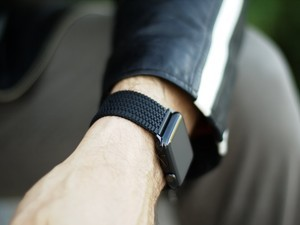 Have a large wrist? There's an Apple Watch band for you