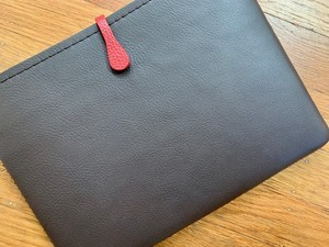 Picaso Lab iPad Pro (2018) sleeve is handcrafted with love; Woz approved