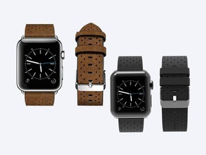 These genuine leather Apple Watch bands are down to just $4 each today