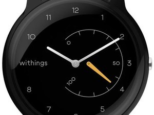 What colors does the Withings Move come in?