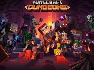 Minecraft Dungeons is coming to Nintendo Switch in 2020