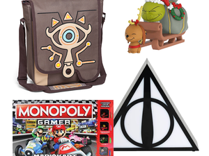 Stock up on early holiday gifts with 50% off clearance at GameStop