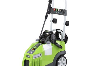Clean off the winter with this $102 Greenworks pressure washer
