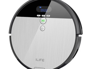Grab the ILIFE Robot Vacuum and Mopper for $192 today