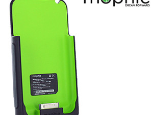Review: mophie Juice Pack Battery Pack/Case for (original) iPhone