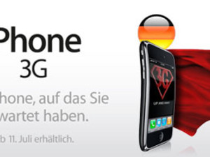 iPhone 3G in Germany: That and €1 Will Get You an iPhone 3G!