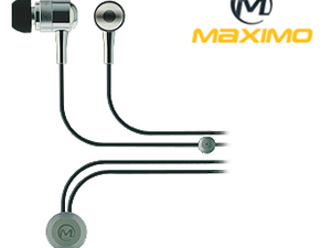 Review: Maximo iMetal Isolation Headset