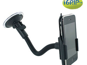 Review: iGrip Custom Fit Flexible Mount for iPhone 3G