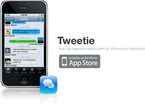 Tweetie 1.3 Now Approved for the App Store!