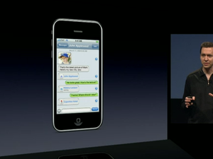 iPhone 3G to Support MMS, Original iPhone Won't