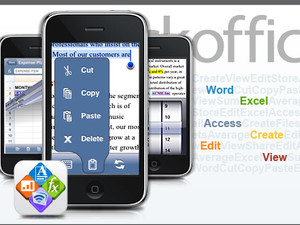 Quickoffice Mobile Suite for iPhone Now in App Store