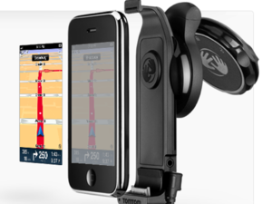 TomTom's iPhone Car Kit Delayed