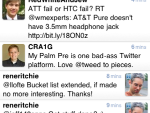 Why It's Easier to Make a Great Twitter Client for iPhone than for Android