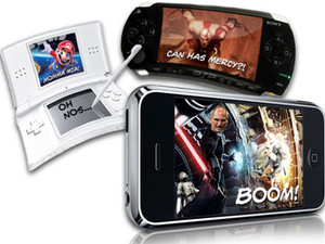 CEOh-Snap iPad Attack Edition -- Google, Nokia, Microsoft, and Nintendo on Apple's Tablet