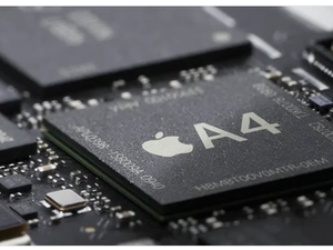 Apple buys chip designer Intrisity for $121 million