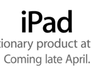 Canadian iPad Launching April 24, International and 3G Version Too?