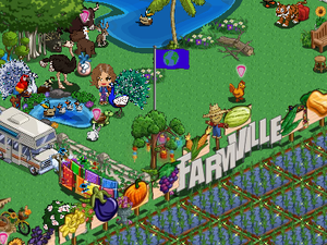 FarmVille is Coming to iPhone and iPad