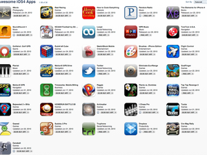 Why not all iOS 4 compatible app are