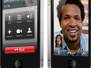 UPDATED: Steve Jobs: During FaceTime, mute is the new hold