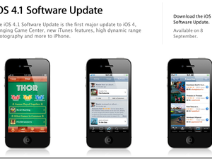 iOS 4.1 coming September 8? Here's your video quick start guide