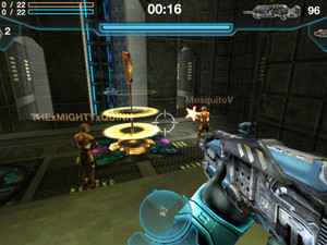 Archetype FPS for iPhone gets updated