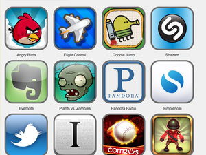 There's an App Hall of Fame for that!