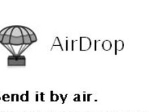 Will AirDrop for Mac OS X Lion be coming to iOS?