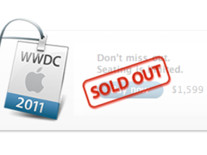 WWDC 2011 Sold Out!