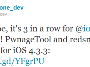 iOS 4.3.3 untethered jailbreak available now!