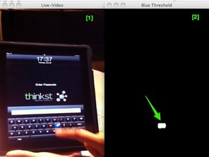 iPad at risk from over the shoulder password spies, new software can reveal all [video]