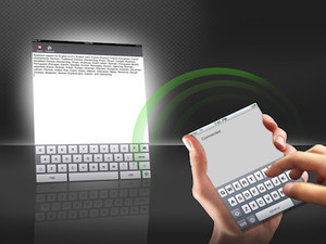 App for That: How to use your iPhone as an external keyboard for your iPad