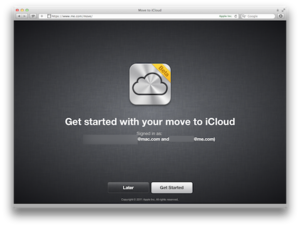 Daily Tip: How to transfer your MobileMe account to iCloud [Developers]