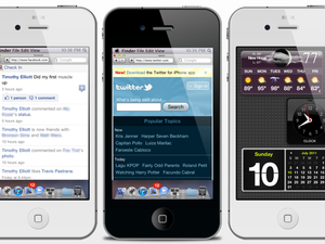 OS X Lion Ultimatum theme brings OS X to your iOS device [jailbreak]