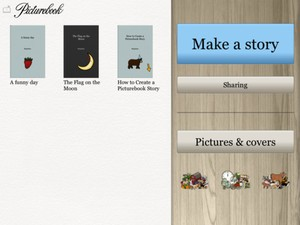 Create your own bedtime stories with Picturebook for iPhone and iPad [Kids Corner]