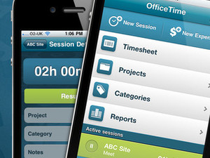 App Giveaway: OfficeTime - Time & Expense Tracking