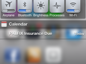 Jailbreak: Add a blurred background to Notification Center with BlurriedNCBackground