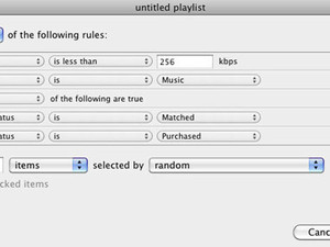 How to quickly upgrade all your local music to 256Kbps iTunes Match versions
