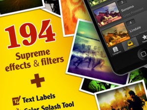 Daily Apps: FX Photo Studio, Curio, Word Lens, Particlescape, DataMan Free
