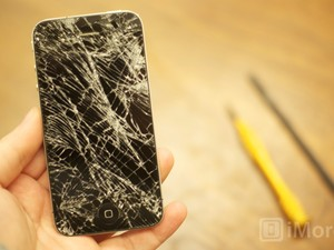 How to DIY repair a broken screen on an AT&T/GSM iPhone 4