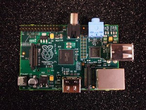 Raspberry Pi budget computer board now capable of handling Airplay
