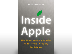 Giveaway: Inside Apple: New book aims to expose old secrets